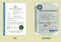 parquet certificato