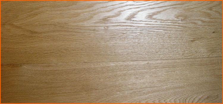 Parquet prefinito in legno rovere spazzolato oliato - Porte rovere chiaro ...