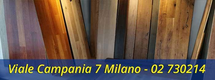 Parquet per esterni Milano