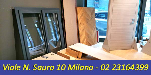 Negozi serramenti Milano