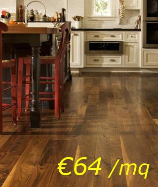 Posa parquet ambientazioni colori di pavimenti in legno - Parquet in cucina ...