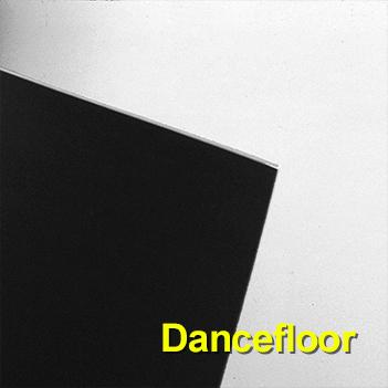 PVC dancefloor