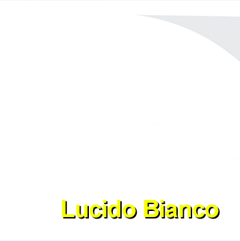 PVC lucido bianco