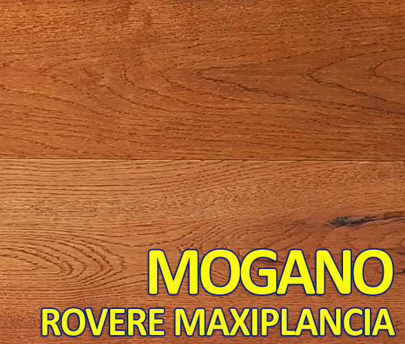 Parquet color mogano