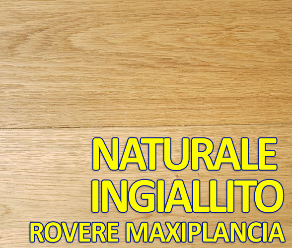 Parquet color naturale