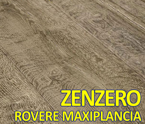 Parquet color zenzero