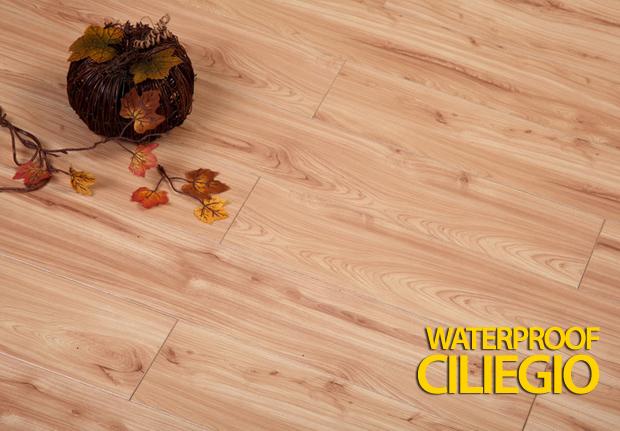 pavimenti ciliegio resistenti all'acqua