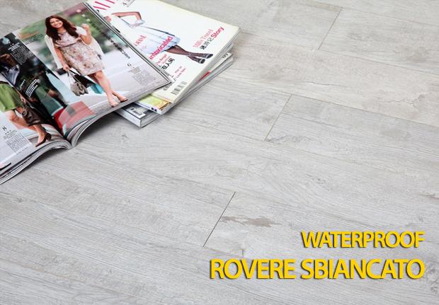 pavimenti di legno rovere waterproof