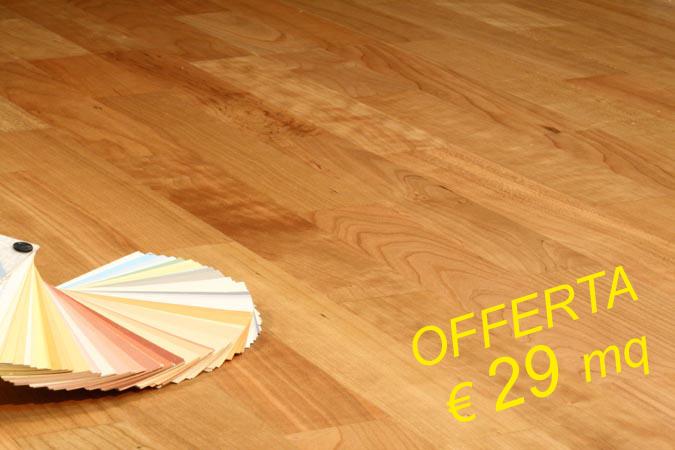 pavimenti in legno prefiniti ciliegio