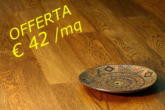 pavimenti in legno di rovere prezzi